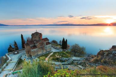 ВЕЛИКДЕН в Охрид и Албания